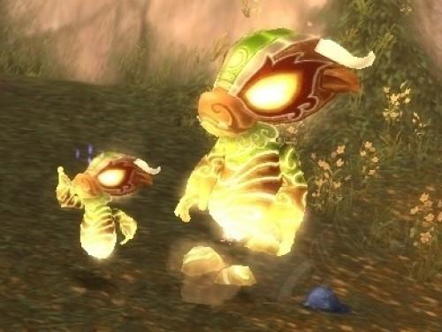 Espíritu Pandaren Tronador: Una insólita aventura