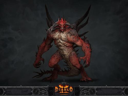 Modelos y Arte conceptual de personajes de Diablo II Resurrected por Pixel Magia