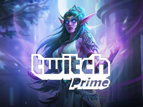 Consigue a Tyrande con Twitch Prime y Amazon