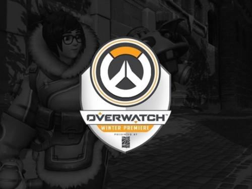 Overwatch Winter Premiere: Fase 2 de Grupo (Día 1)