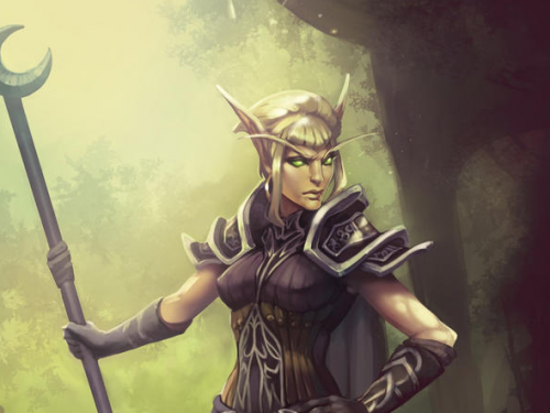 Fan Arts Warcraft: Capítulo CCXVI