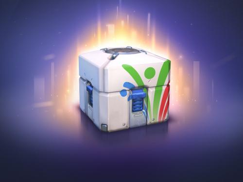 Sorteo CCLXI: ¡Consigue 5 Cajas de Botín para Overwatch!
