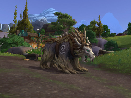 ¿Humanos de Kul Tiras Druidas en Battle for Azeroth?