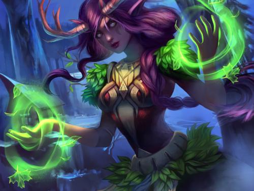 Fan Arts Warcraft: Capítulo LII
