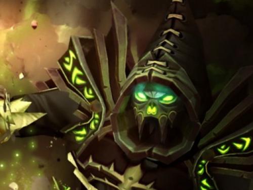 Avance de clase de Legion: Brujo