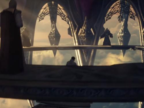 Localizaciones de Warcraft: El Origen