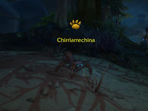 Guía Duelo de Mascota: Chirriarrechina
