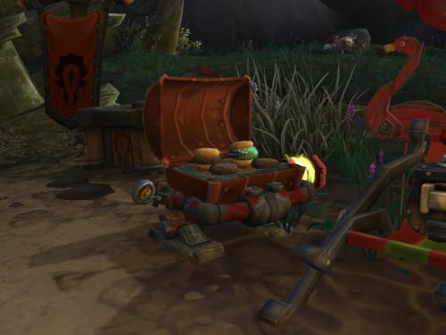 Guía de Cocina (1-300) en World of Warcraft Classic