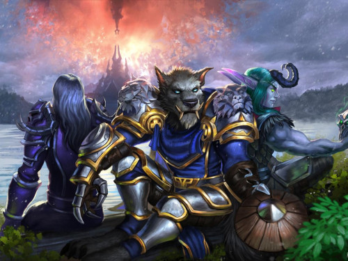 Fan Arts Warcraft: Capítulo CLVI