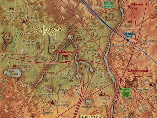 ¡Descarga este maravilloso Mapa de Classic lleno de detalles!