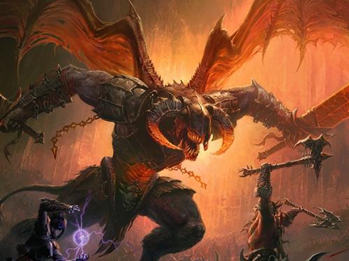 Nota de Prensa de Blizzard: ¡Novedades de Diablo Immortal!
