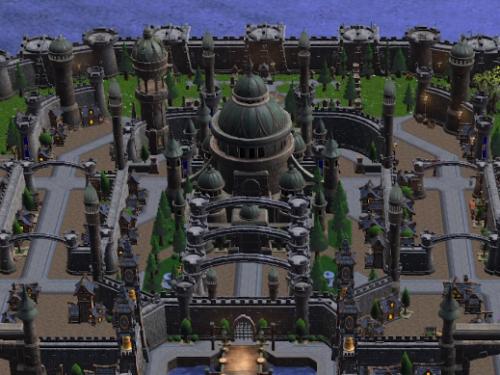 Lordaeron recreada en Warcraft III: Reforged