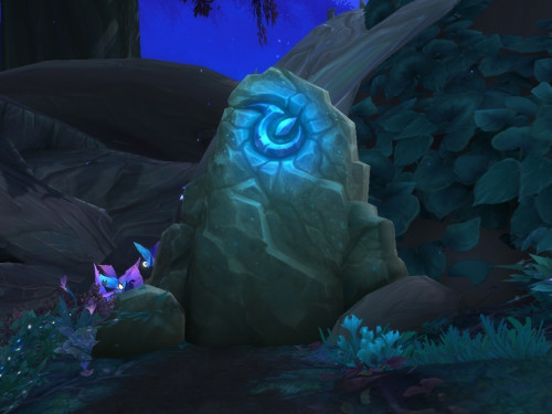 Nivel de objeto de las mazmorras de piedra angular mítica en Shadowlands