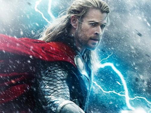Transfiguraciones: Thor