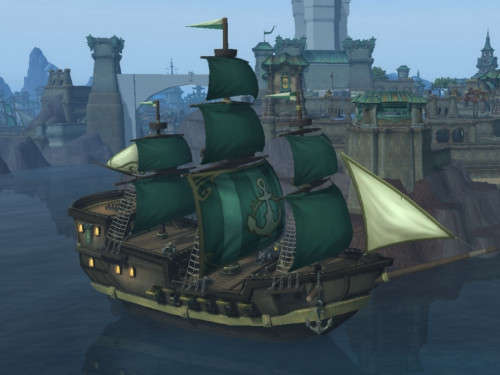 [SPOILERS] Battle for Azeroth: Llegada a Kul Tiras por la Alianza