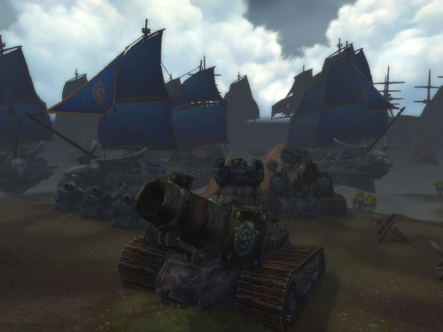 Battle for Azeroth: Vista Preliminar de la Batalla en Lordaeron
