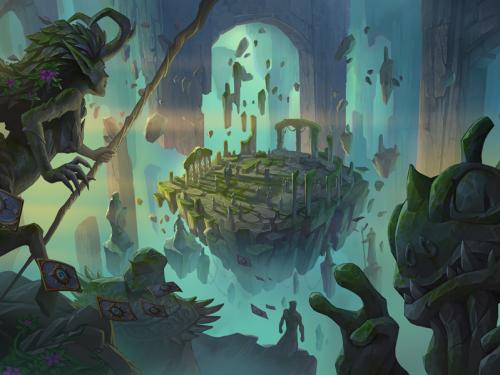 Hearthstone: Actualizacion del Cazador de Demonios