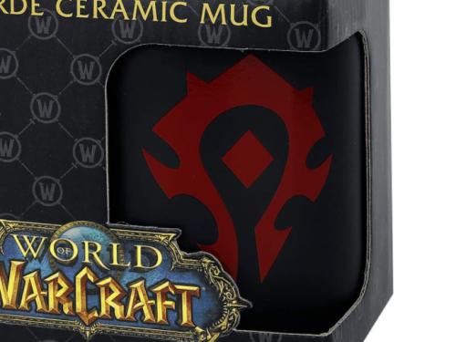 Merchandising de Blizzard: Taza de la Horda y Alianza