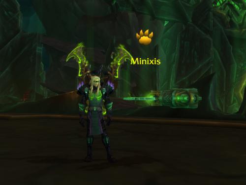 Minixis: Duelo de Mascota