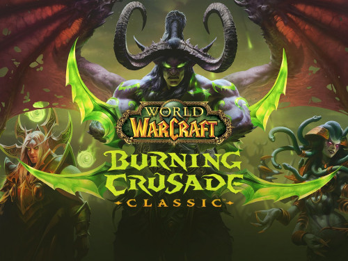 ¡Se acerca el parche preliminar de Burning Crusade Classic!