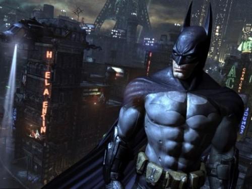 Transfiguraciones: Batman