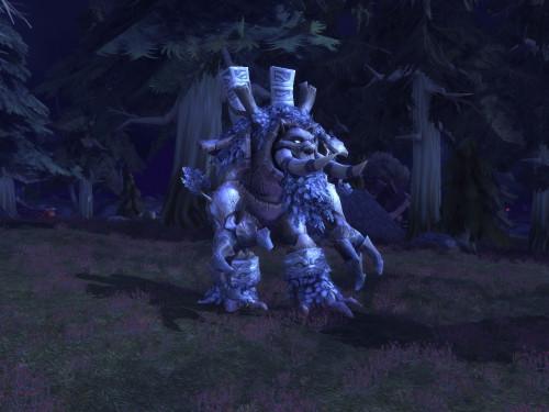 Jefe de Mundo Ivus, el Señor del Bosque: ¡Disponible!
