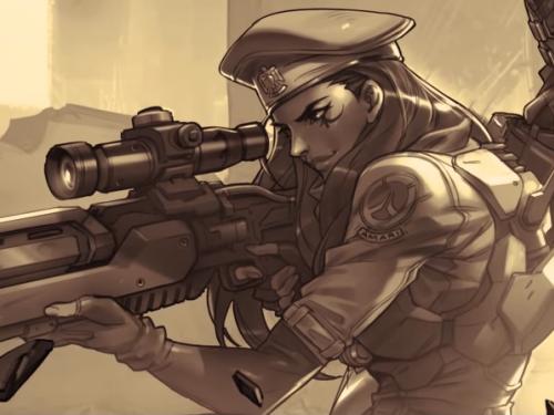Novedades en la Cómic-Con sobre Overwatch
