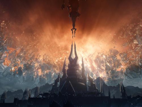 ¡Reacciones a la Cinemática de Shadowlands!
