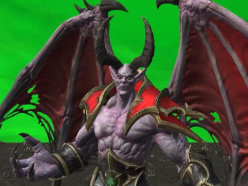 Comparativa Unidades No-Muertos entre Warcraft III y Warcraft III Reforged