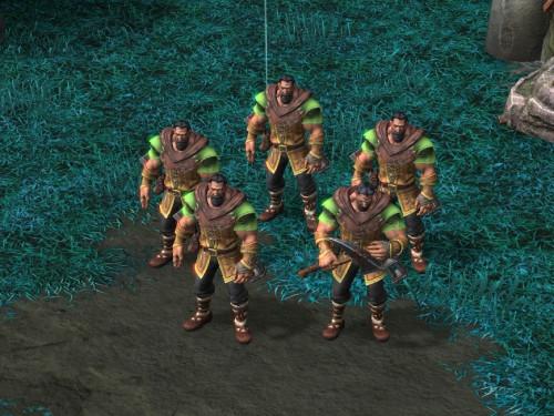 Guía de Warcraft III Reforged: Unidades de los Humanos