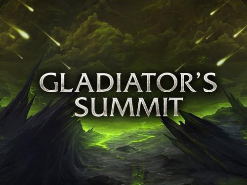 Gladiator's Summit, episodio 3: ¡Ya podéis verlo!