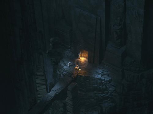 Conversación de ArtStation y Shannon Thomas sobre la cinemática de Diablo IV