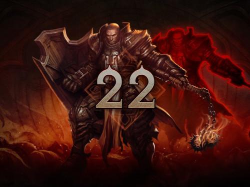 Temporada 22: Sombras de los Nephalem llega el 20 de noviembre