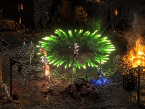 Gameplay oficial de Diablo II: Resurrected en la BlizzConline
