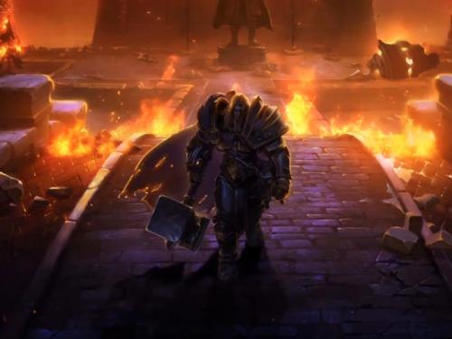 ¡Creepea con cabeza en Warcraft III: Reforged!