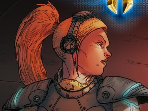 Nuevo Cómic de StarCraft protagonizado por Nova