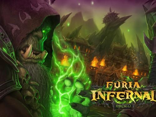 Furia Infernal llega el 24 de junio: Parche 6.2
