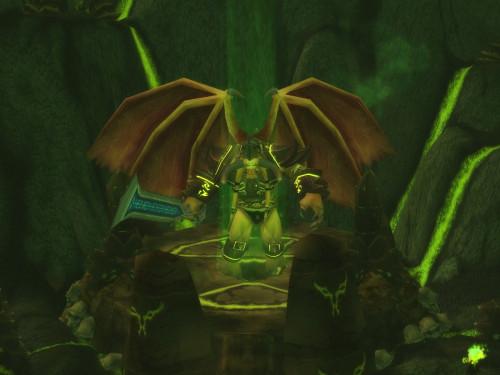 Señor Apocalíptico Kazzak y Caminante del Destino: ¡Disponibles en Burning Crusade Classic!