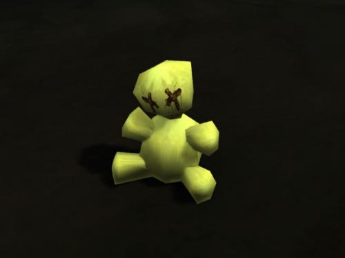 Muñeca Desgastada: Juguete Legión