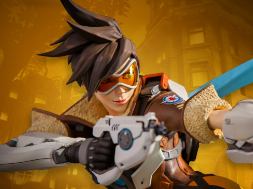 ¡Descuentos del 20% en la Gear Store de Blizzard con productos de Overwatch!