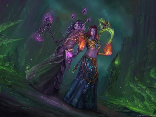 Fan Arts Warcraft: Capítulo LXVI