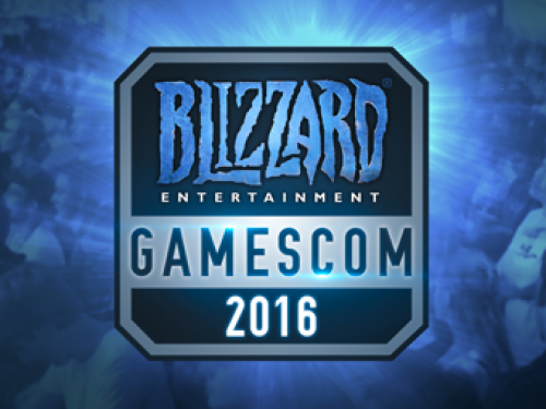 Blizzard Entertainment en la Gamescom 2016