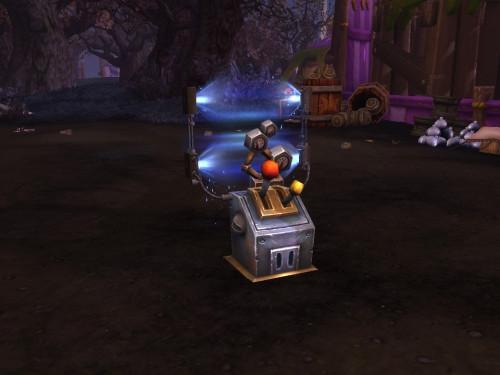 Parche 8.3: ¡Llegan Juegos Arcade a la Feria de la Luna Negra!