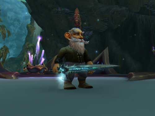 Curiosidades de Warcraft: Agonía de Escarcha