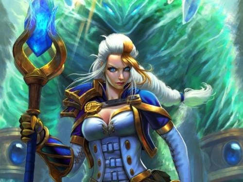 Fan Arts Warcraft: Capítulo LXXVI