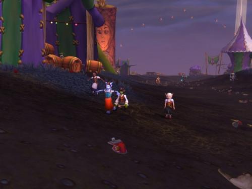 Curiosidades de Warcraft: Escondidos a Plena Vista XXX