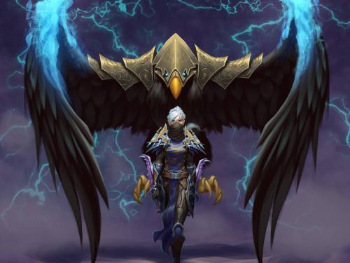 Fan Arts Warcraft: Capítulo CV