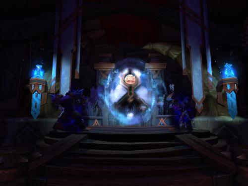 Pequeños cambios a las Salas de Portales en Shadowlands