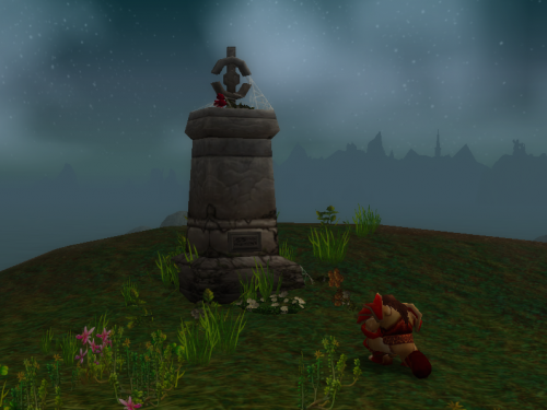 Rousch: Memorial en World of Warcraft