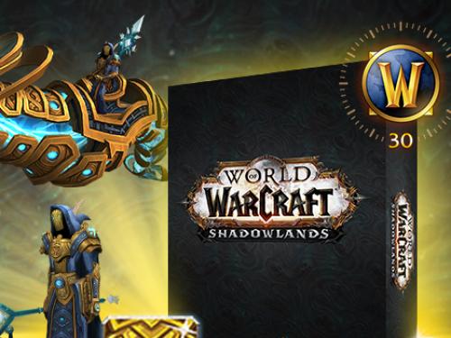 Aclaración de Blizzard: ¿Qué sucede si mejoras tu versión de Shadowlands?